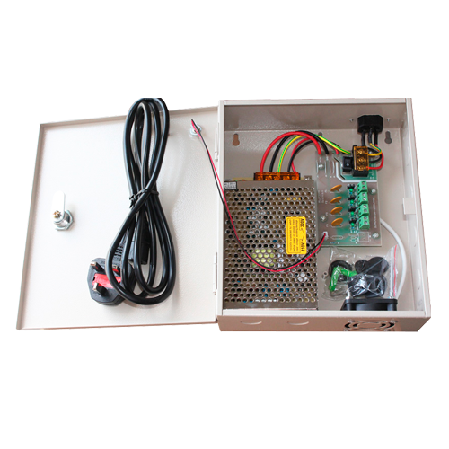 BOX-TYPE 4 CHANNEL POWER SUPPLY